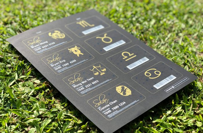 Touche Soft Touch, Sterling 300 gsm